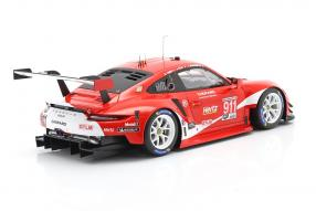 modelcars Porsche 911 RSR IMSA Coca Cola No. 911 1:18