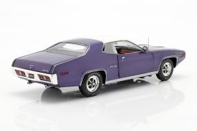 modelcars Plymouth Satellite Sebring Plus 1971 1:18 Autoworld