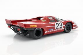 diecast miniatures Porsche 917 KH No. 23 Le Mans 1970 1:18 CMR