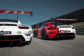 Porsche 911 RSR 2019 Le Mans 2020, copyright Foto: Porsche AG