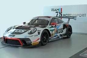 Porsche 911 GT3 R No. 17 ADAC GT Masters KÜS Team75 Bernhard 2020, copyright Fotos: CK / YM