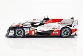 Toyotagazooracing Toyota TS050 2019 1:18