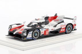 Toyota TS050 hybrid No. 8 Le Mans 2019 1:43 Spark