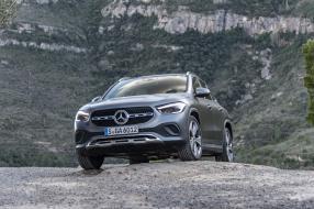 Mercedes-Benz GLA 2020, copyright Foto: Daimler AG