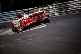 Porsche 911 Frikadelli Racing, copyright Foto: Porsche AG