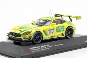 Mercedes-AMG GT3 No. 48 Mann Filter 1:43 CMR