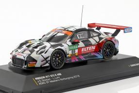 Porsche 911 GT3 R ADAC GT Masters 2018 1:43 CMR