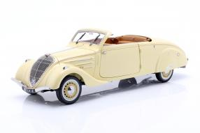 Peugeot 402 Eclipse 1937 1:18 Norev