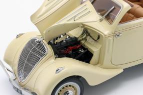 modellautos Peugeot 402 Eclipse 1937 1:18 Norev