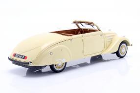 modelcars Peugeot 402 Eclipse 1937 1:18 Norev