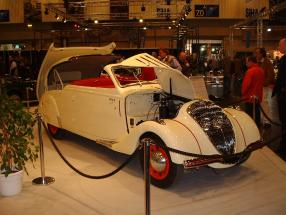 Peugeot 402 Eclipse 1937, copyright Foto: Andrew Bone