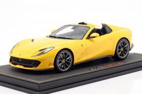 Ferrari 812 GTS 2019 1:18 BBR