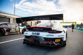 KÜS Team75 Bernhard Hockenheimring 2020, copyright Foto: Team75 Motorsport, Gruppe C Photography