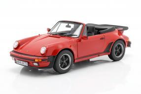 Porsche 911 930 Turbo Cabriolet 1:18 Norev