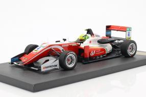 Mick Schumacher Dallara F317 F3 Champion 2018 1:18 Minichamps