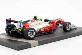 modellautos Mick Schumacher Dallara F317 F3 Champion 2018 1:18 Minichamps