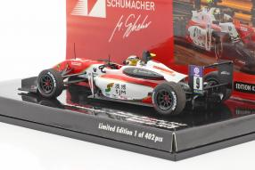 Mick Schumacher Dallara F317 Macau GP 2018 1:43 Minichamps
