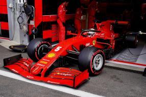 Ferrari SF1000 2020, copyright Foto: Ferrari S.p.A.