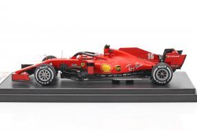 miniatures Ferrari SF1000 2020 Leclerc 1:43 LookSmart