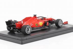 automodelli Ferrari SF1000 2020 Leclerc 1:43 LookSmart