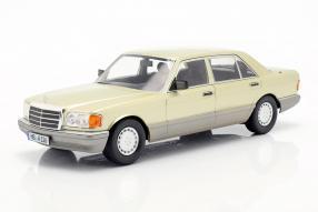 Mercedes-Benz W126 1985 1:18