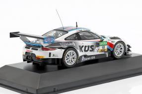 #diecast #miniatures Klaus Bachler Porsche 911GT3 R 1:43