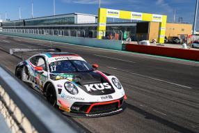 Klaus Bachlers Porsche 911 GT3 R 2020, Foto: Team75 Motorsport, Gruppe C Photography