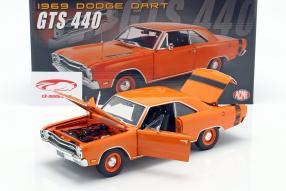 Dodge Dart GTS 440 1969 1:18 GMP