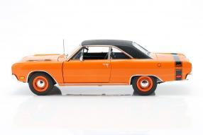 diecast miniatures Dodge Dart GTS 440 1969 1:18 GMP