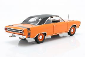 Modellautos Dodge Dart GTS 440 1969 1:18 GMP