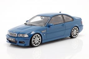 BMW M3 E46 2000 1:18
