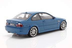 modellautos BMW M3 E46 2000 1:18