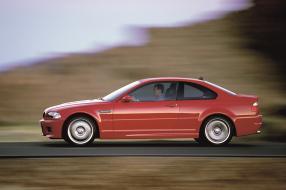 BMW M3 E46 2000, copyright Foto: BMW AG