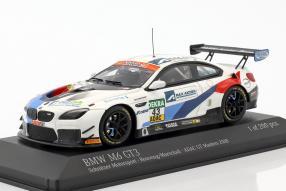 BMW M6 GT3 2018 1:18