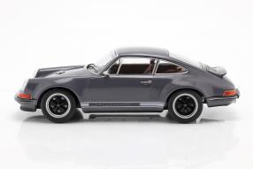 diecast miniatures Singer Porsche 911 1:18