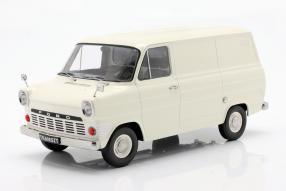 Modellautos Ford Transit 1965 1:18
