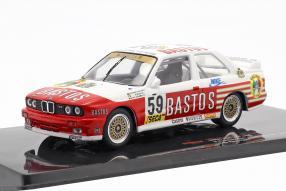BMW M3 E30 Spa 1987 1:43