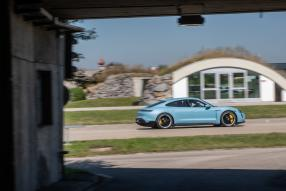 Porsche Taycan 4S 2019, copyright Foto: Porsche AG