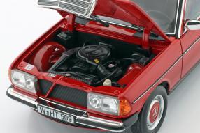 diecast miniatures Mercedes-Benz W 123 1982 1:18