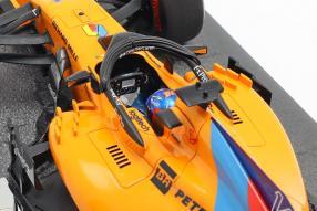 miniatures McLaren MCL 33 Alonso 2018 1:18 Minichamps
