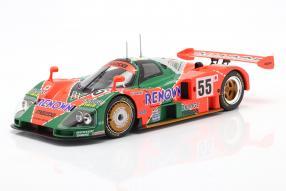 Mazda 787B Le Mans 1991 1:18 CMR
