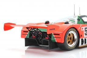 Modellautos Mazda 787B Le Mans 1991 1:18 CMR