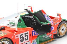 automodelli Mazda 787B Le Mans 1991 1:18 CMR