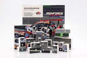 diecast miniatures Porsche 911 GT3R 2018 Iron Force ADAC GT Masters Adventskalender 2020 1:43 CMR