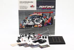 Porsche 911 GT3R 2018 Iron Force ADAC GT Masters Adventskalender 2020 1:43 CMR