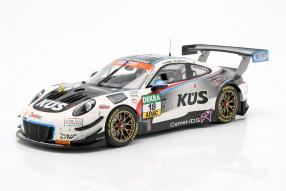 Porsche 911 GT3 R Küs Team75 Bernhard ADAC GT Masters 2018 1:18 Minichamps