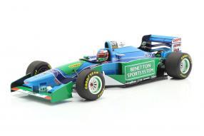 Schumacher Benetton B194 1994 1:18 Minichamps