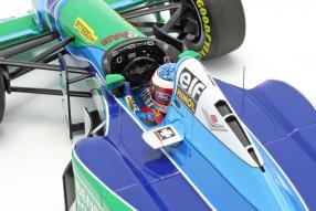 modellautos Schumacher Benetton B194 1994 1:18 Minichamps