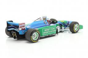 modelcars Schumacher Benetton B194 1994 1:18 Minichamps