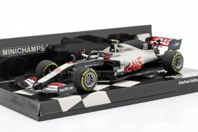 Magnussen Haas F1 Team -VF-20 1:43 Minichamps